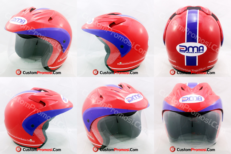 Helm Custom Daya Muda Agung