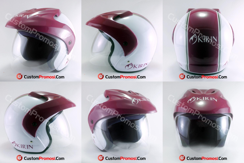 Helm Custom Kirin