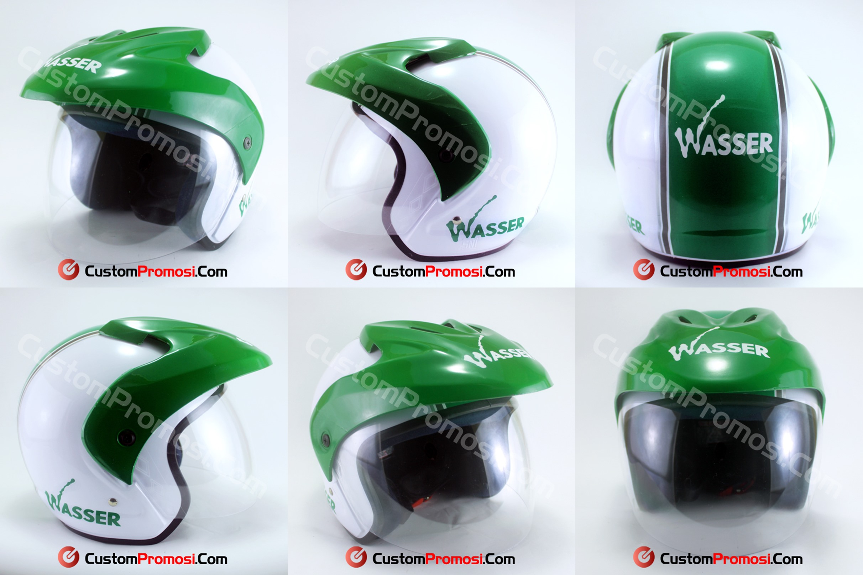 Helm Promosi Wasser