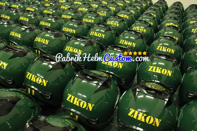 Helm Custom TNI AD