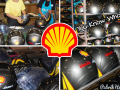 Helm Promosi Shell