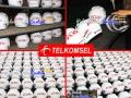 Helm Promosi Telkomsel