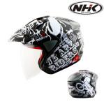 Helm NHK Predator Wild