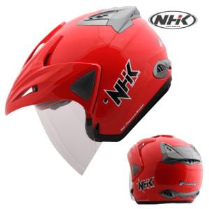 Helm NHK Predator Solid