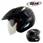 Helm GM Lexxus 2 Visor Solid Black