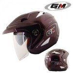 Helm GM Lexxus 2 Visor Solid Purple