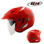 Helm GM Lexxus 2 Visor Solid Red Ferrari