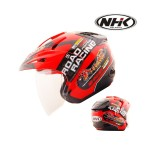 NHK Predator Rally Red Black