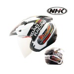 NHK Predator Rally White Black