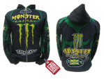 Jaket Monster Energy