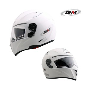 GM Airborne Solid white