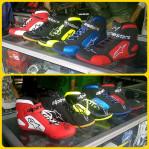 Sepatu Drag Boots Alpinestar