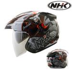 NHK Predator Cobra Double Visor