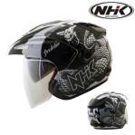 Helm NHK Predator Cobra Double Visor
