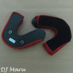 Busa Pipi Helm KYT DJ Maru