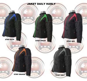 Jaket Harley Polos