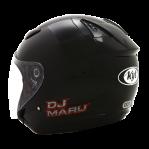 Helm KYT DJ Maru Solid