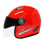 Helm KYT 2 Vision Solid