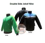 Jaket Motor Nike Bolak Balik