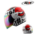 Helm GM Evolution Emoticon Seri 2