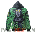 Jaket Monster Energy New