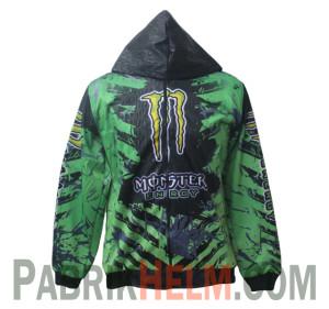 Jaket Monster Energy New