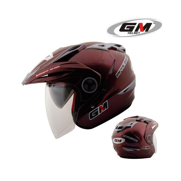 Helm GM New Imprezza Solid
