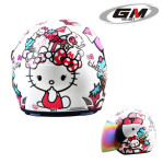 Helm GM Evolution Hello Kitty