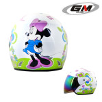 Helm GM Evolution Minnie Mouse