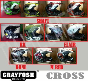 Helm Grayfosh Cross