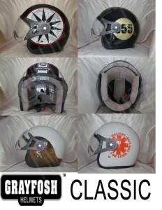 Helm Grayfosh Classic