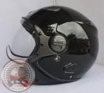 Helm KYT Elsico Solid