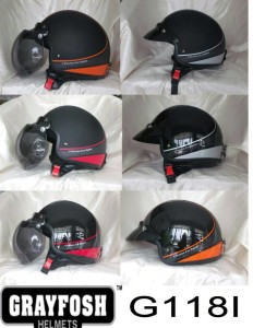 Helm Grayfosh G1181