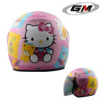 Helm GM Evolution Hello Kitty Seri 5