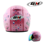 Helm GM Evolution Hello Kitty Seri 6