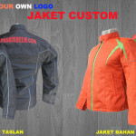 Jaket Motor Custom
