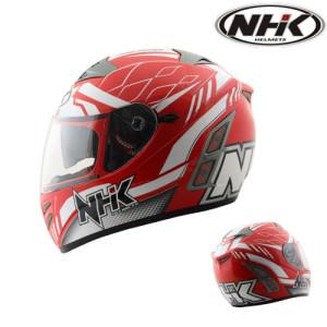 Helm NHK Terminator Fight
