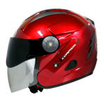 Helm KYT Scorpion 2 Solid