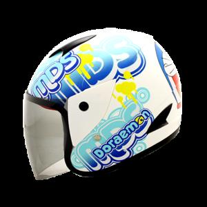 Helm MDS Sport R3 Doraemon