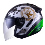 Helm KYT Galaxy Slide World GP Ready