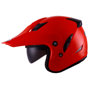 CV Pro solid - Fire Red