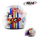 Helm GM Evolution Mickey Seri 11