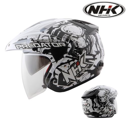 Helm NHK Predator 2V Predator