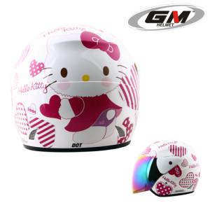 Helm GM Evolution Hello Kitty Seri 7