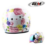 Helm GM Evolution Hello Kitty Seri 8