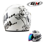 Helm GM Evolution Tazmania Seri 27