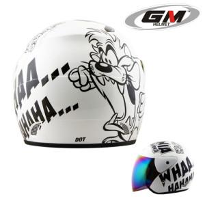 Helm GM Evolution Tazmania Seri 27