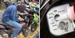 Tips Agar Motor Tidak Dicuri Maling