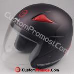 Helm Custom Promosi Nomor 25