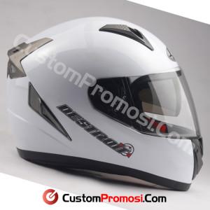 Helm Custom Fullface Destroit